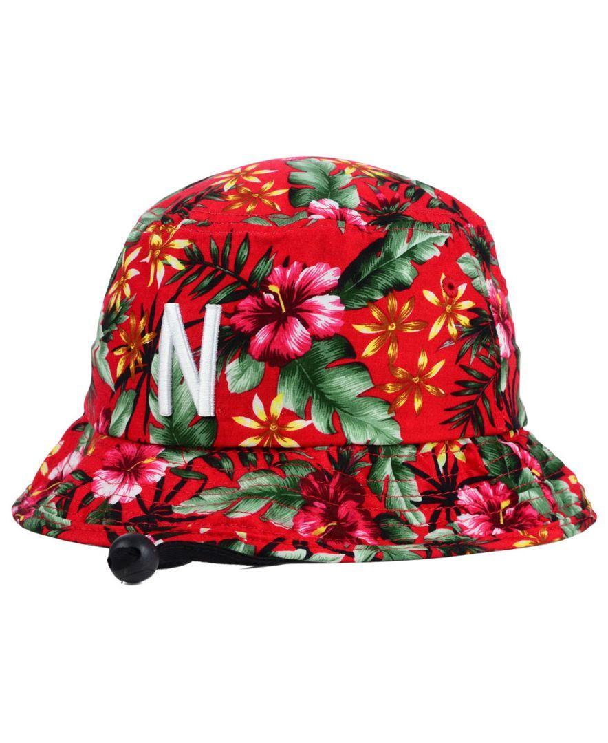 online store fc3d6 e0a48 Top of the World Nebraska Cornhuskers Waverunner Bucket Hat