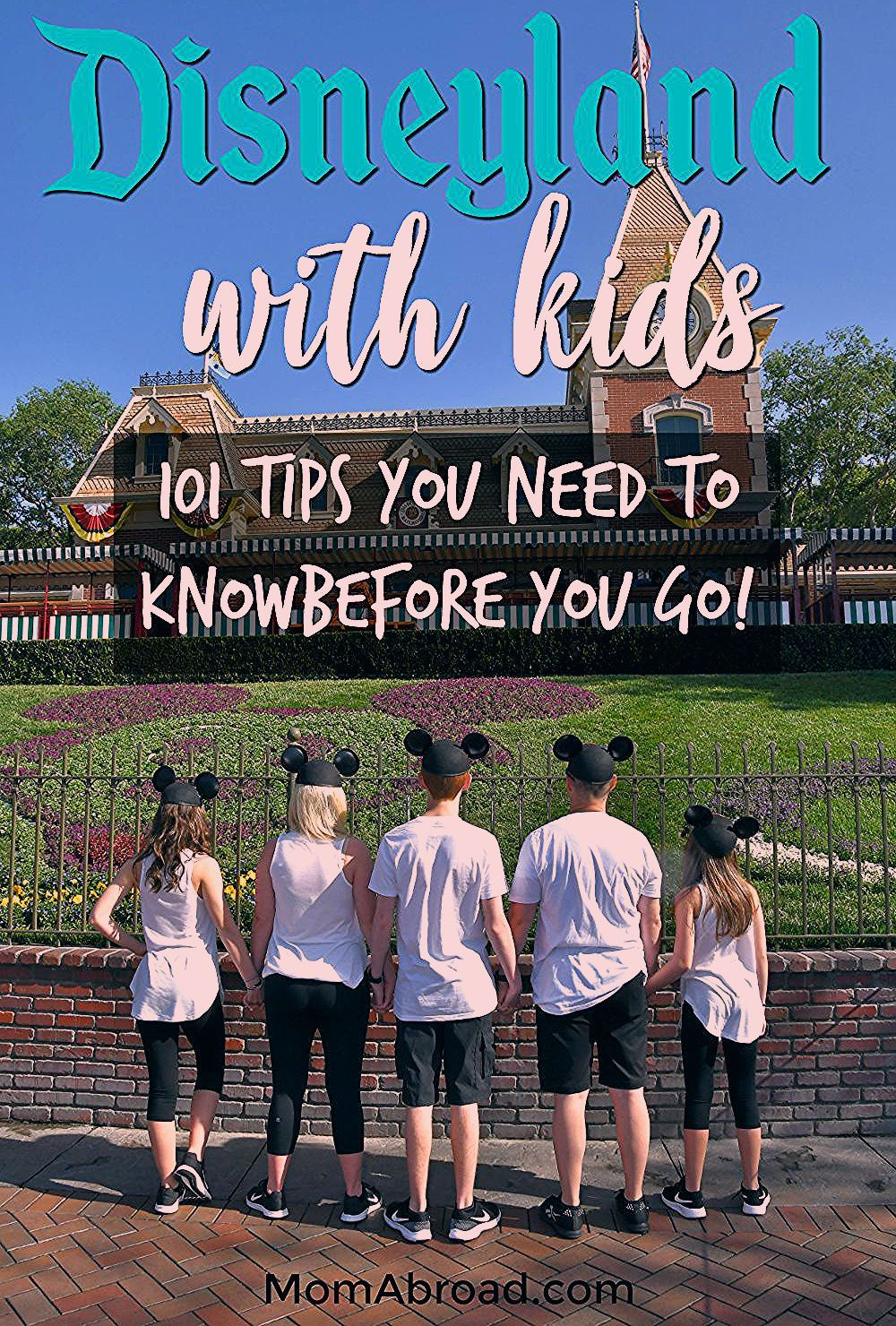 Photo of Disneyland with Kids – 101 Tips You Need to Know Before You Go! – Mom Abroad