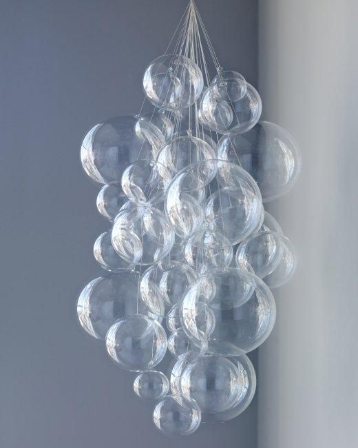 Bubble Party Chandelier How To