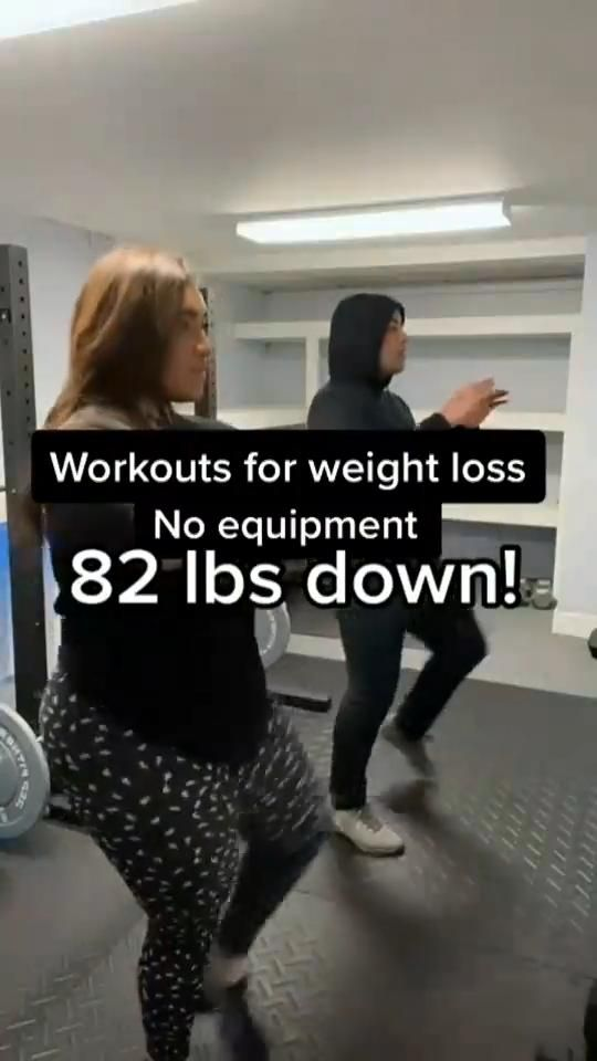 Full Body Home Workout without equipment