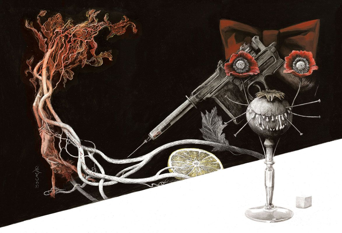Homage to Bulgakov by scaruso on deviantART (With images)
