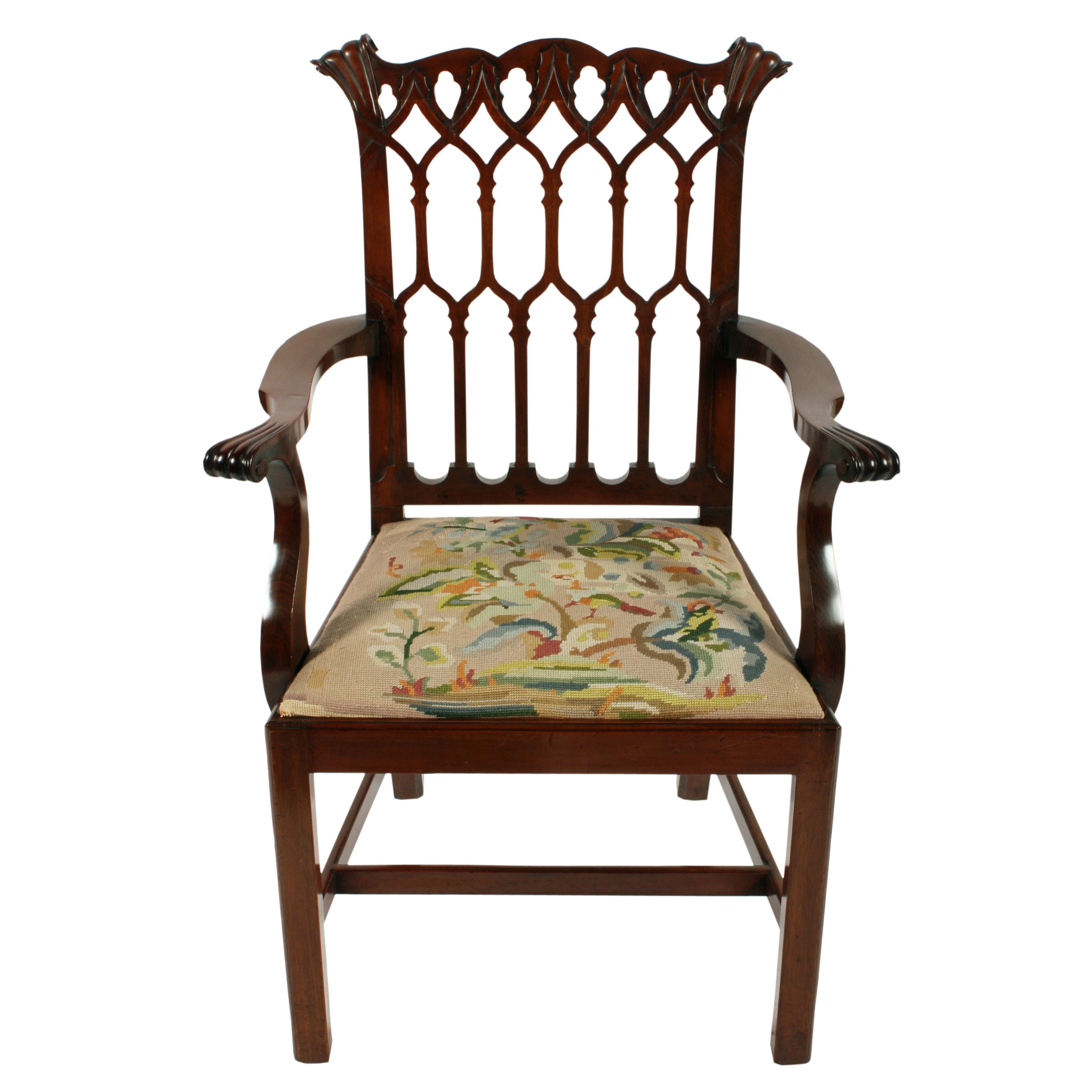 chinese chippendale style arm chair in 2019 furniture chair rh pinterest com