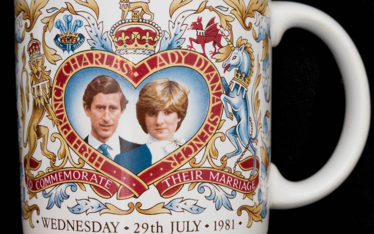 Royal wedding souvenirs History of royal memorabilia (and