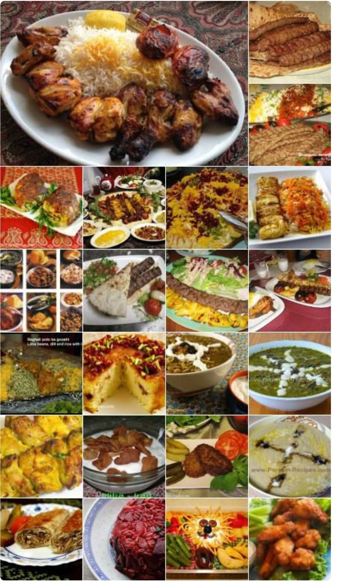 Pin by Narges Parsi on Iranian Cuisine in 2019 | Iranian