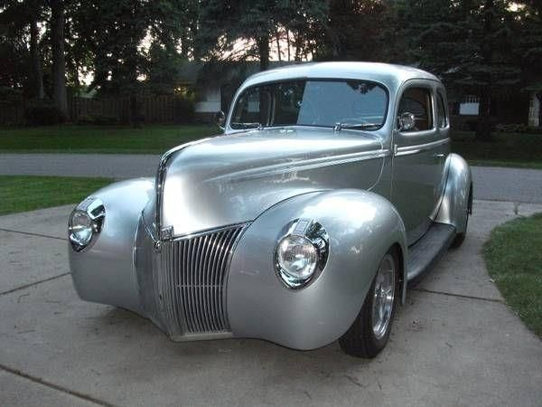 used classic car for sale in michigan 1940 ford 2 door sedan classics. Black Bedroom Furniture Sets. Home Design Ideas