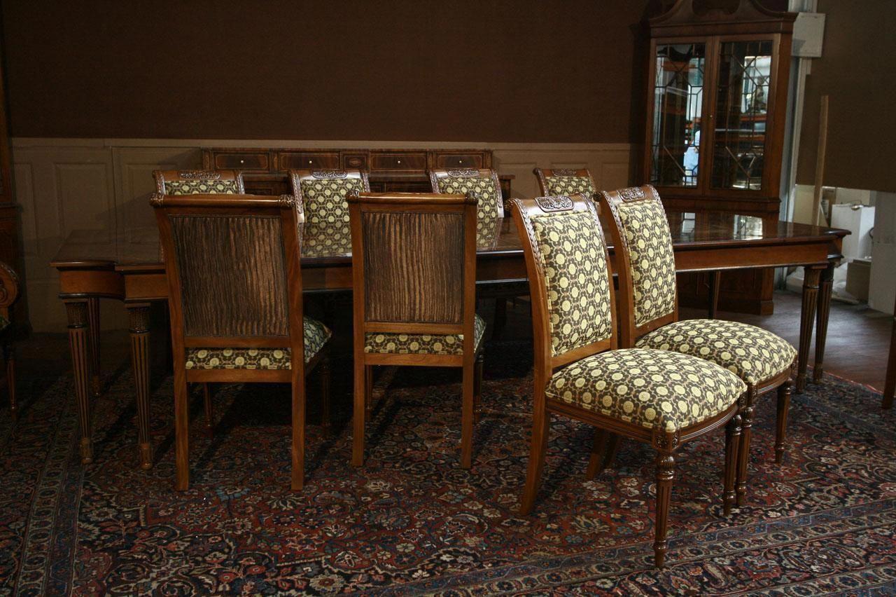 muebles finos de lujo Dormitorio comedor y sala de estar