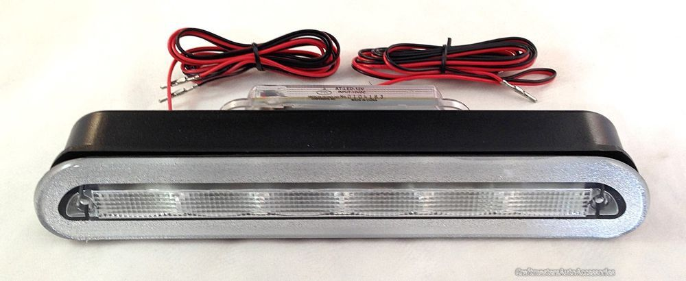 Details About Leer Truck Cap Brake Light For 100xq Or 180