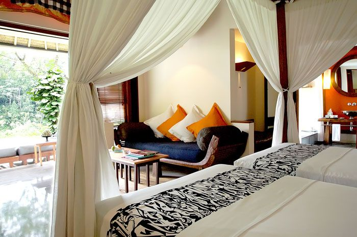Bali\u0027s Tropical Paradise Maya Ubud Resort Pinterest Indonesian - decoration villa de luxe
