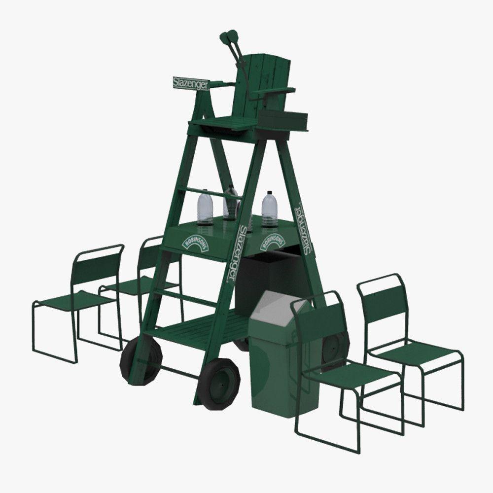 Wimbledon Umpires Chair Google Search Outdoor Chairs Chair Gravity Chair