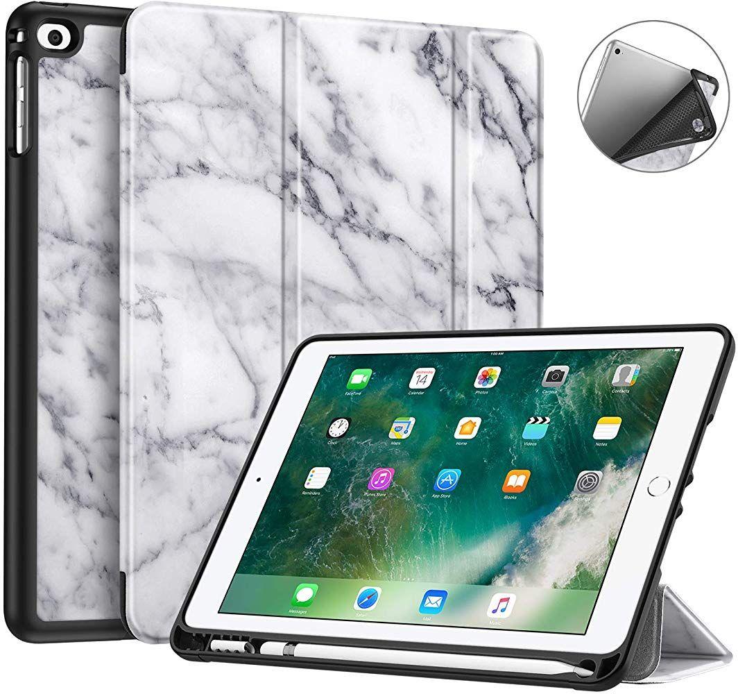 Fintie SlimShell Hülle für iPad 9.7 2018 Superleicht
