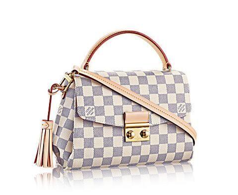 Louis Vuitton Croisette Damier Arzur bags. Louis Vuitton Croisette Damier  Arzur bags Miu Miu Handbags ... f48727b16aa75