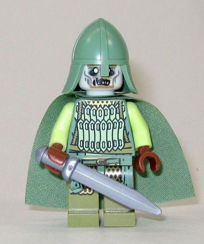Lego 79008 Lord Of The Rings Soldier Of The Dead Breast Armor