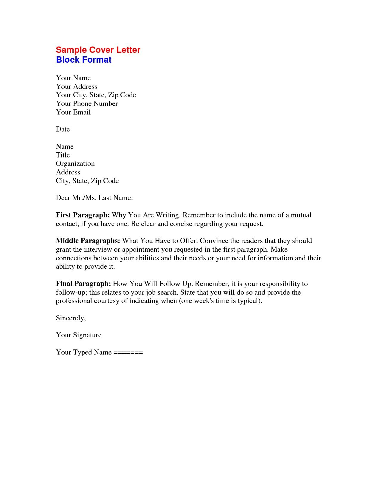 Pin On Cover Letter Resume