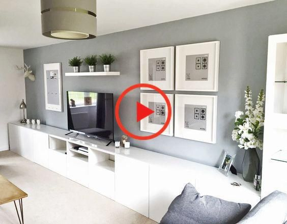 Room decor with Ikea Hacks - Diy Living Room #hacks #homedecorLivingRoomIkea #living #raumeinrichtung ideas for the modern home The interior of a home can be an expensive affair. For this reason, it is important that you make the right decisions when purchasing setting up your own home. The art to set up the house, is a major undertaking, but you ... Read More #ikeawohnzimmer