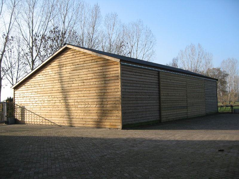 Pin Op Schuur Garage