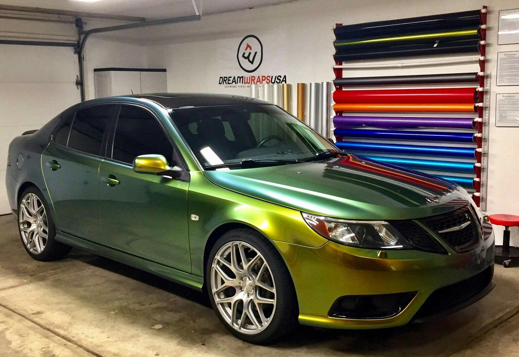 Dreamwrapsusa Saab 9 3 Saab Car Paint Jobs