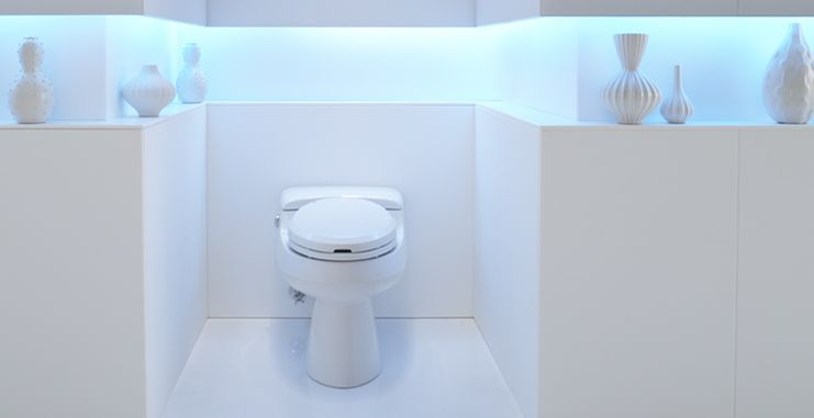 Kohler Overview C3 Toilet Seat With Bidet Functionality