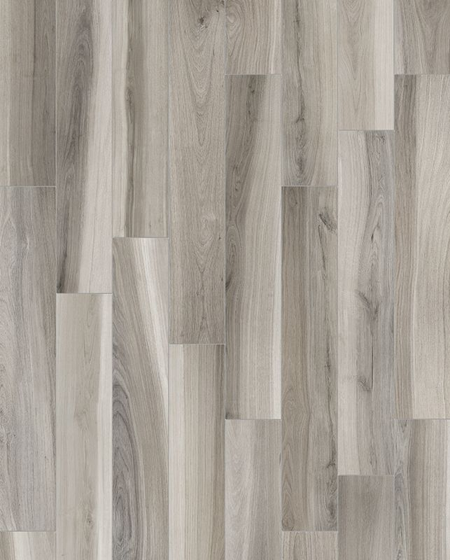 6 Quot X 36 Quot Amaya Ash Wood Plank Porcelain Tile High