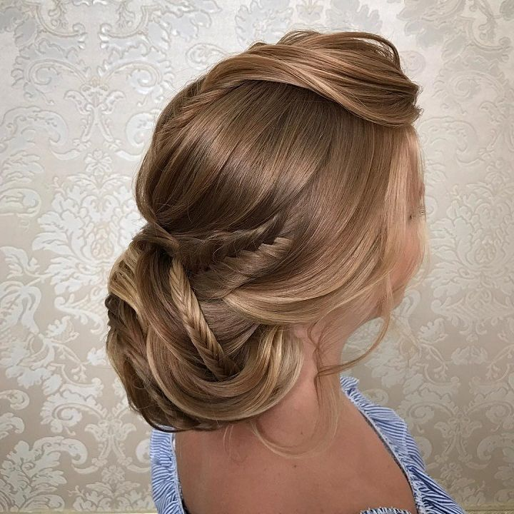 Beautiful Updo Wedding Hairstyle To Inspire You: Beautiful Updo Wedding Hairstyle To Inspire Your Big Day