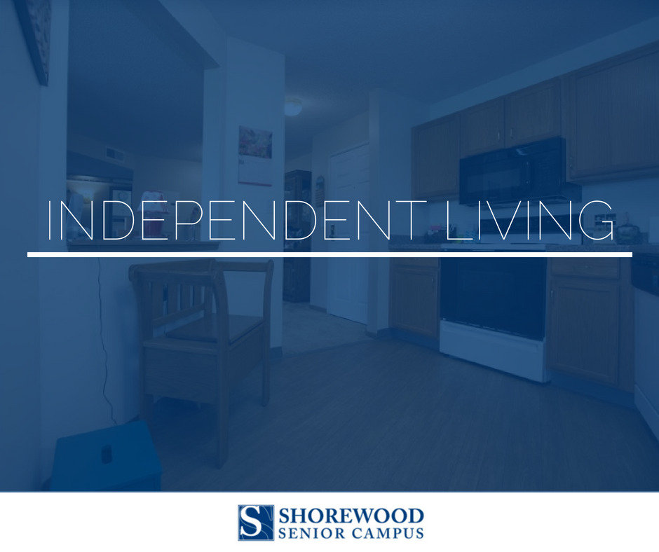 Shorewood Apartments: Our Independent Living Offers All The Amenities You Need