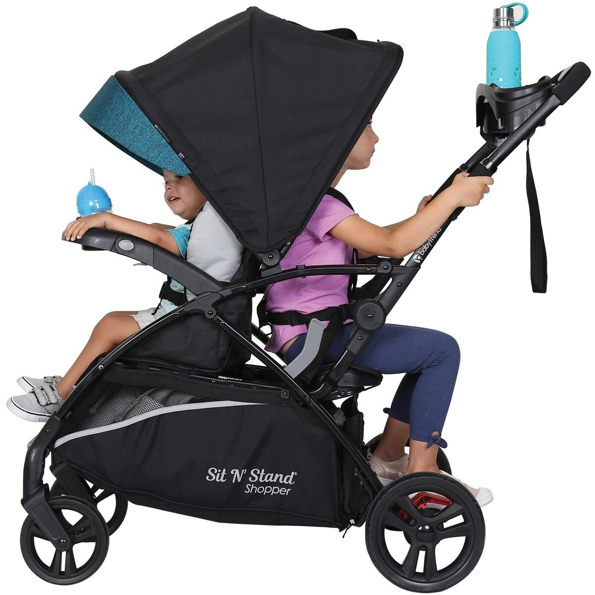 Baby Trend Sit 'n' Stand Shopper Stroller BIG W in 2020