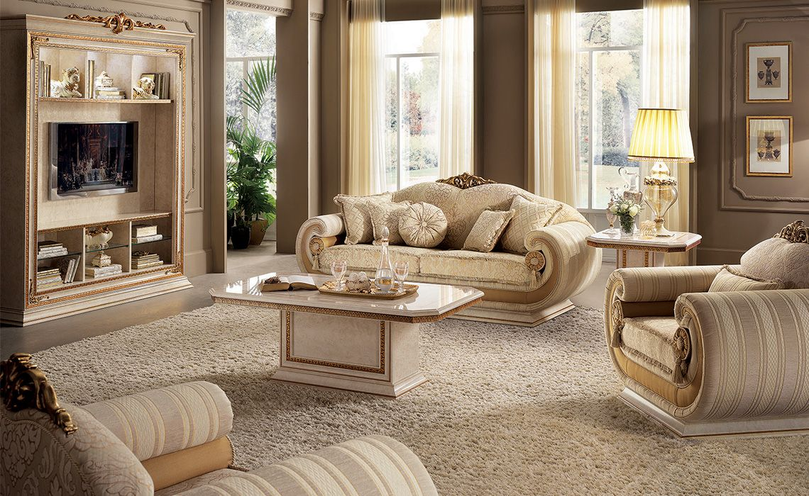 incredible 2020 modern design leather sofa living room furniture | Living Room Leonardo in 2020 | Classic living room ...