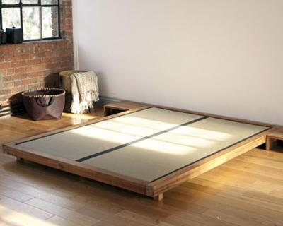 tatami mats pop.jpg Tatami bed, Japanese platform bed