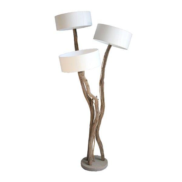 lampadaire bois flott archi 3 id es maison lampadaire. Black Bedroom Furniture Sets. Home Design Ideas