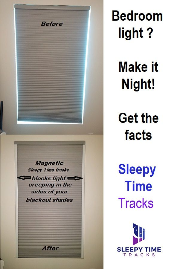 How to block light along the sides of your existing room ...