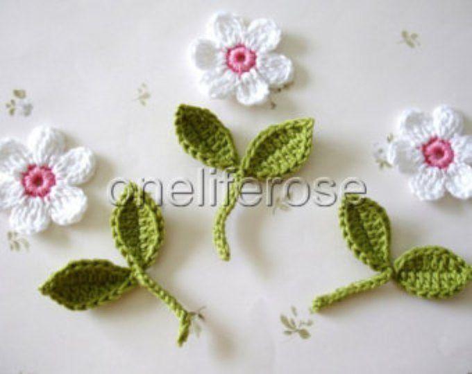 Crochet Flowers Croche Pinterest Crochet Flowers Flower