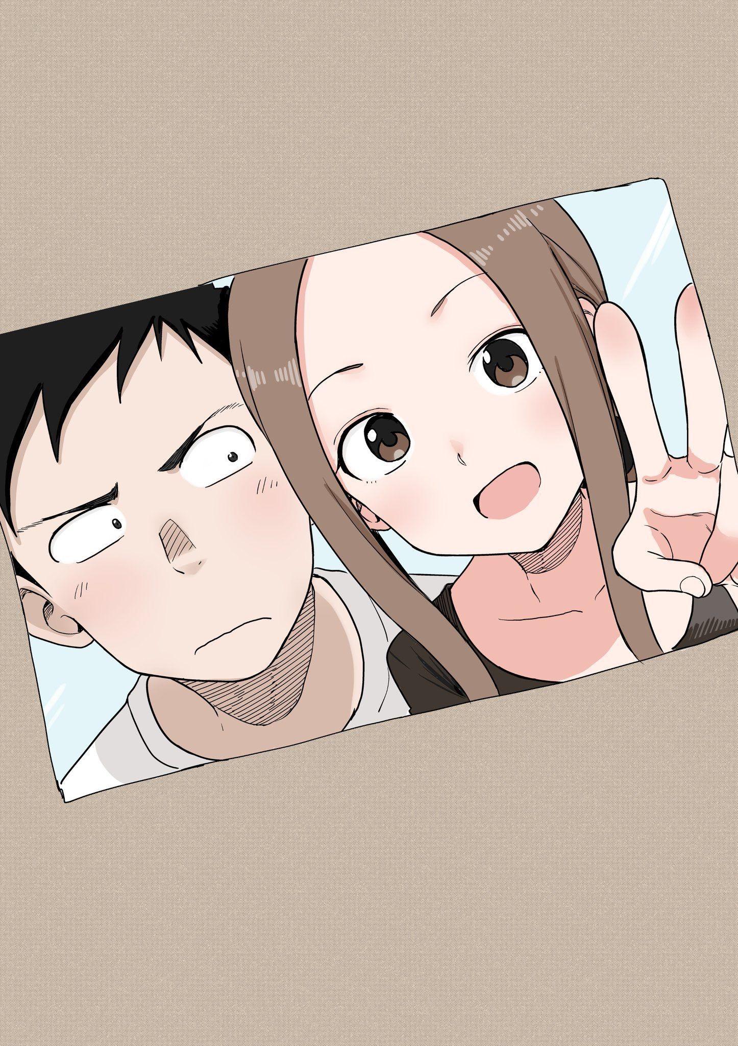 漫画シリーズ 人気漫画 in 2020 Anime character drawing, Takagi