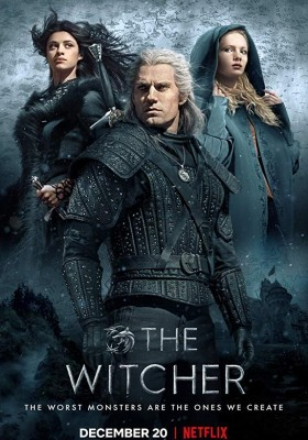 The witcher book series plot