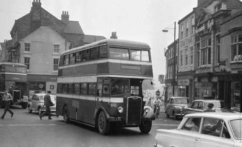 Blackwellgate 1963 #darlington