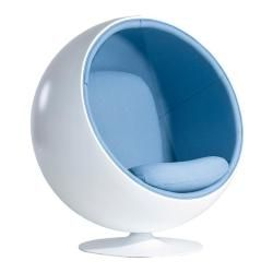 Replica Ball Chair - Premium | Clickon Furniture | Designer Modern Classic Furniture
