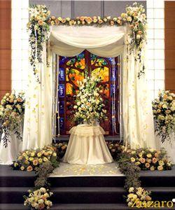 Flores Para La Iglesia Altares