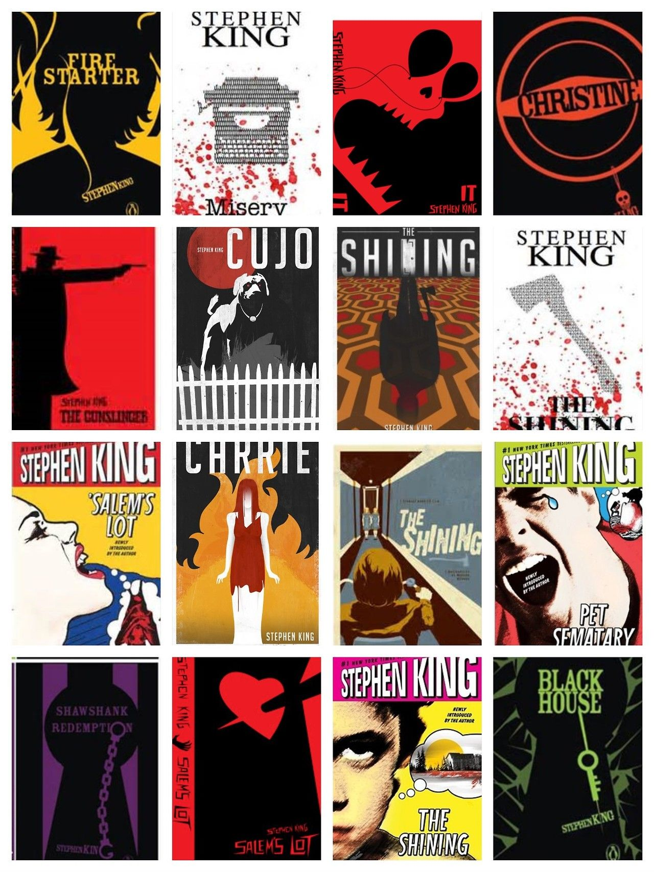 Stephen King Love A Lot Of His Books It The Stand