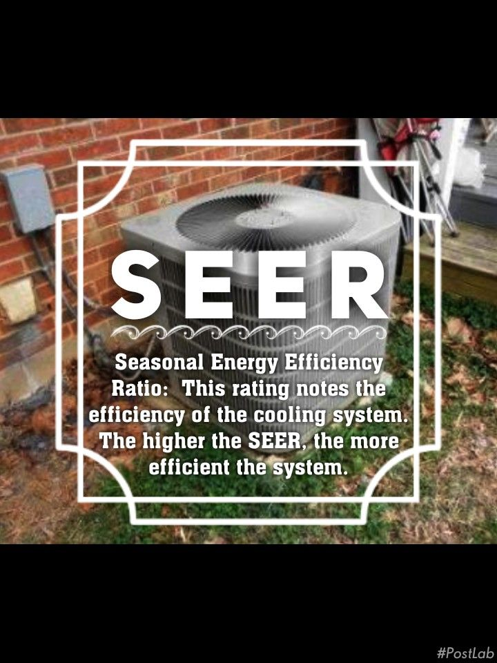 Air conditioning efficiency rating (With images) Heating