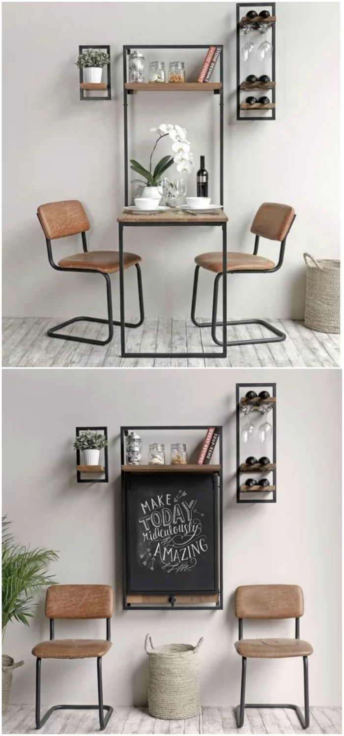 Photo of 12 brilliant dining table ideas for your small space
