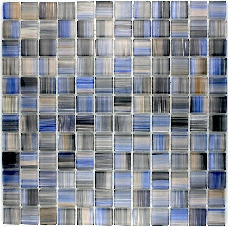 Mosaique Carrelage Verre Douche Salle De Bain Painting Amadeo 8,90