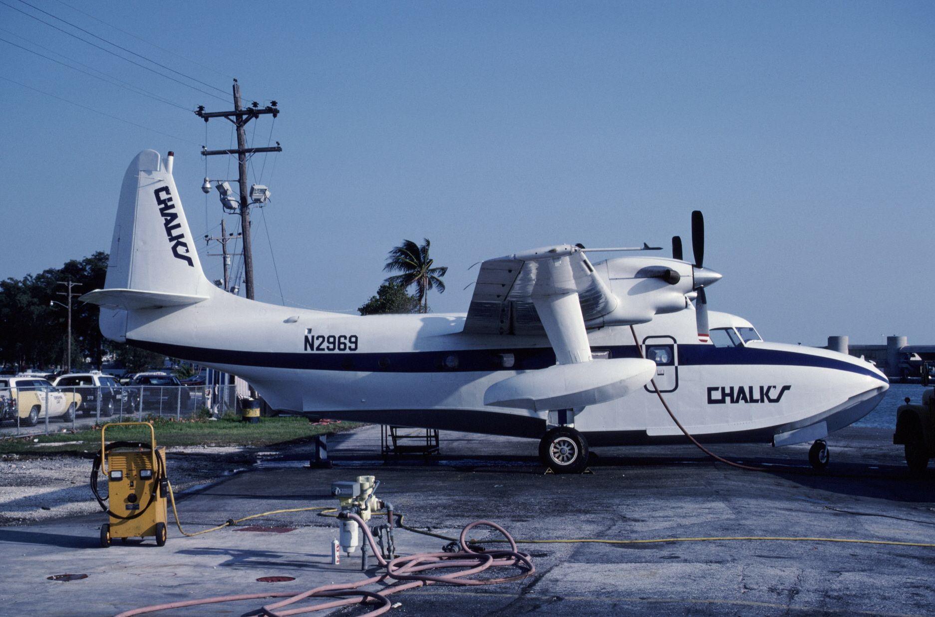 Chalks seaplanes Original Miami through the years