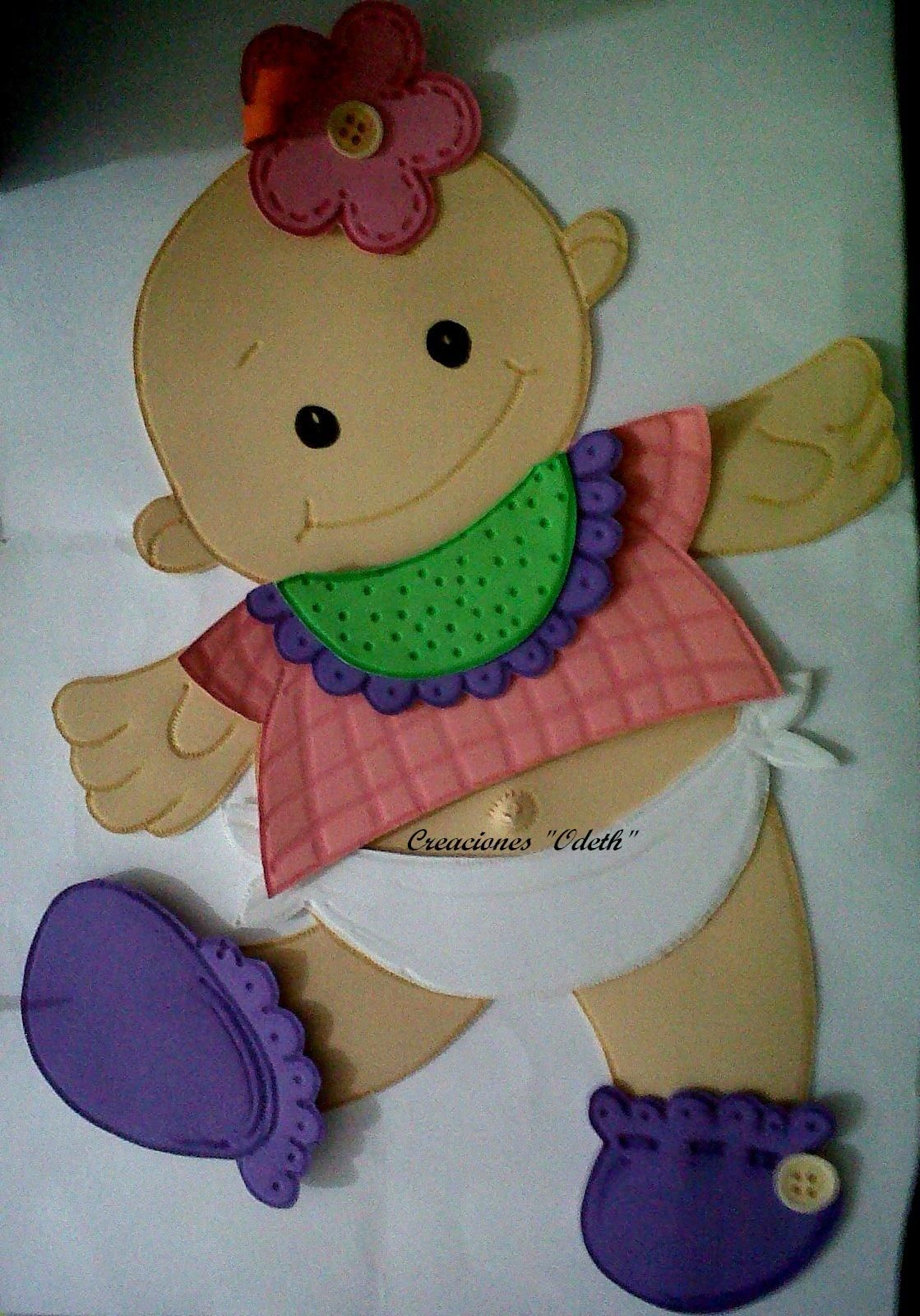 Bebe Goma Eva Goma Eva Bebes Pinterest Baby Baby Shower And - Bebe-de-goma-eva