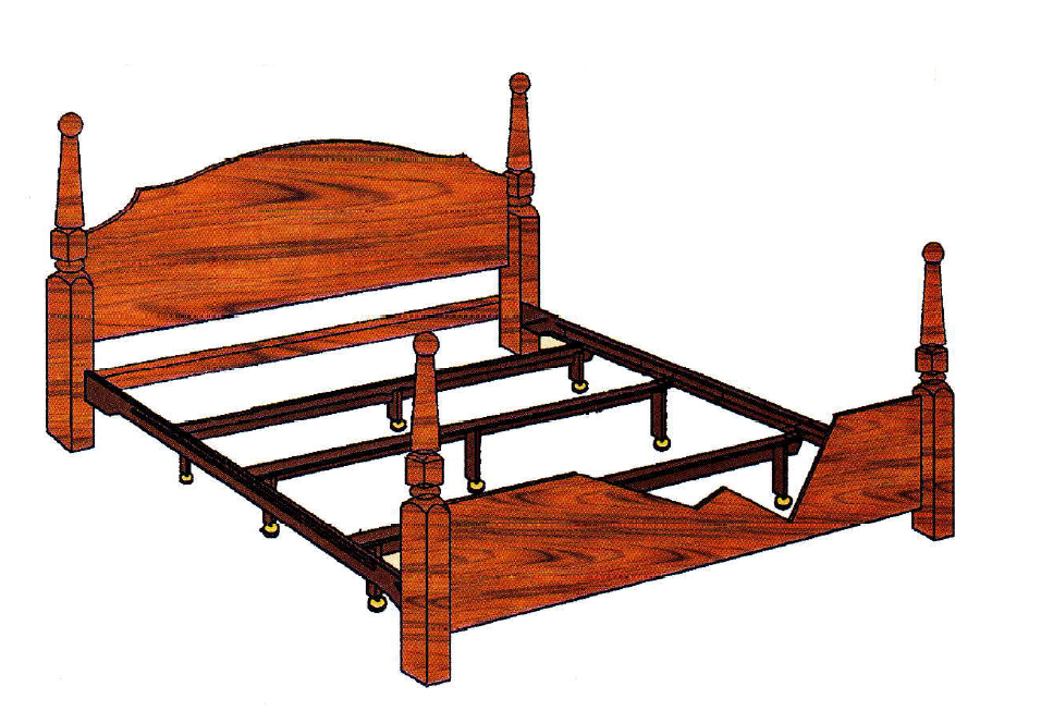 How Can I Convert My Waterbed To A Regular Bed Water Bed Waterbed Frame Leather Bed Frame