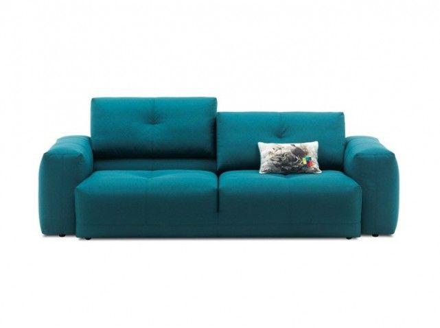 Déco : quoi de neuf pour la rentrée? | Boconcept sofa, Teal sofa ...