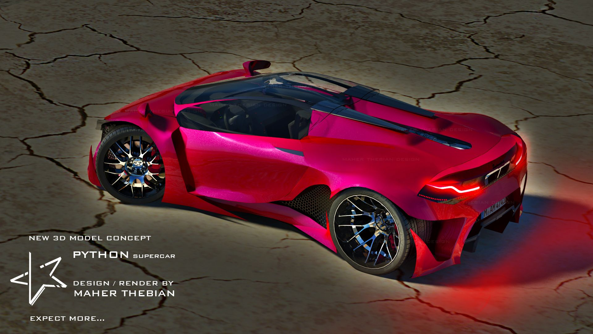 This Is My New 3d Model Concept Super Car Design With Aggressive Looks Having Carbon Fiber Body And Spikes Mounted On Carbo Lamborghini Concept Super Cars Audi