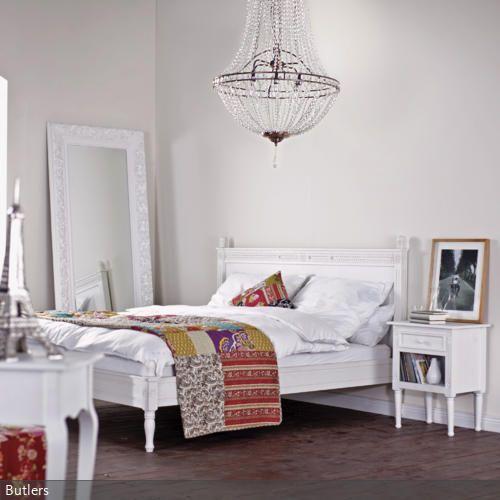 Kronleuchter im Schlafzimmer Kronleuchter, Einrichtungsstile und - spiegel im schlafzimmer