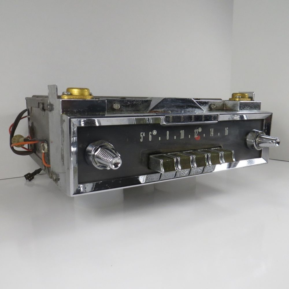 1960 Dodge Mopar AM Radio   Mantique Alley   Mopar, Dodge