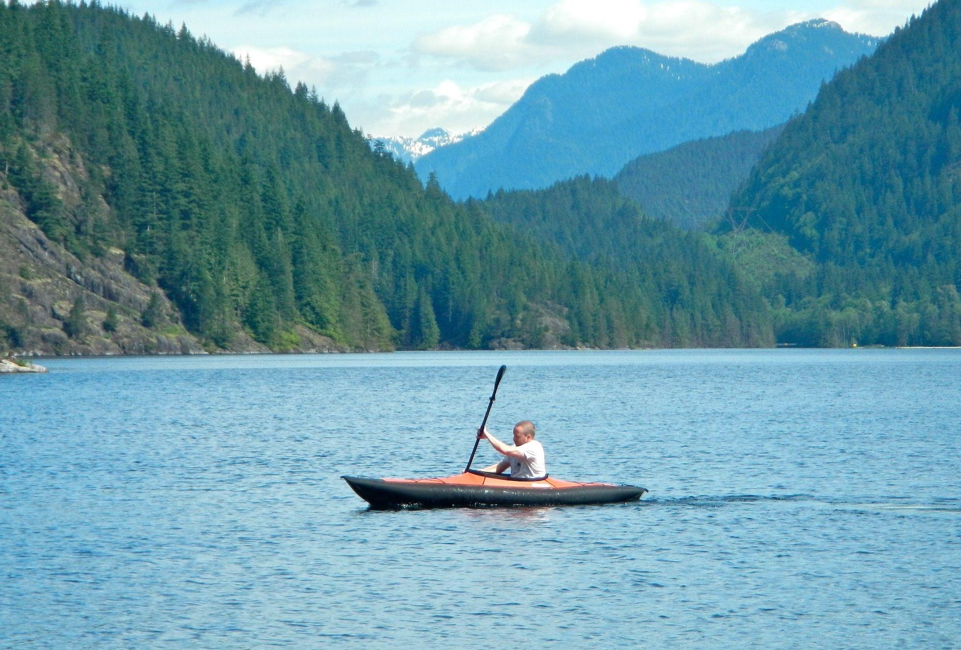 Innova Swing I Inflatable Kayak Kayaking Kayak Fishing