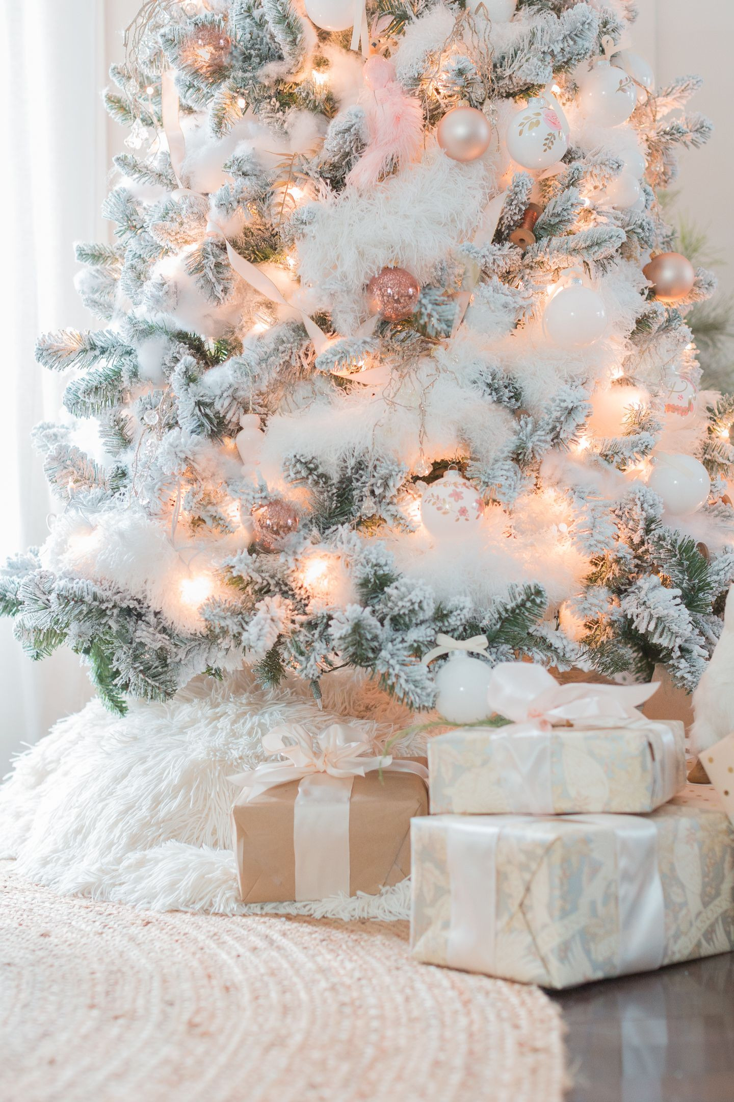 christmas comeback tinsel vintage that tree making a huge decor decorations cheap are