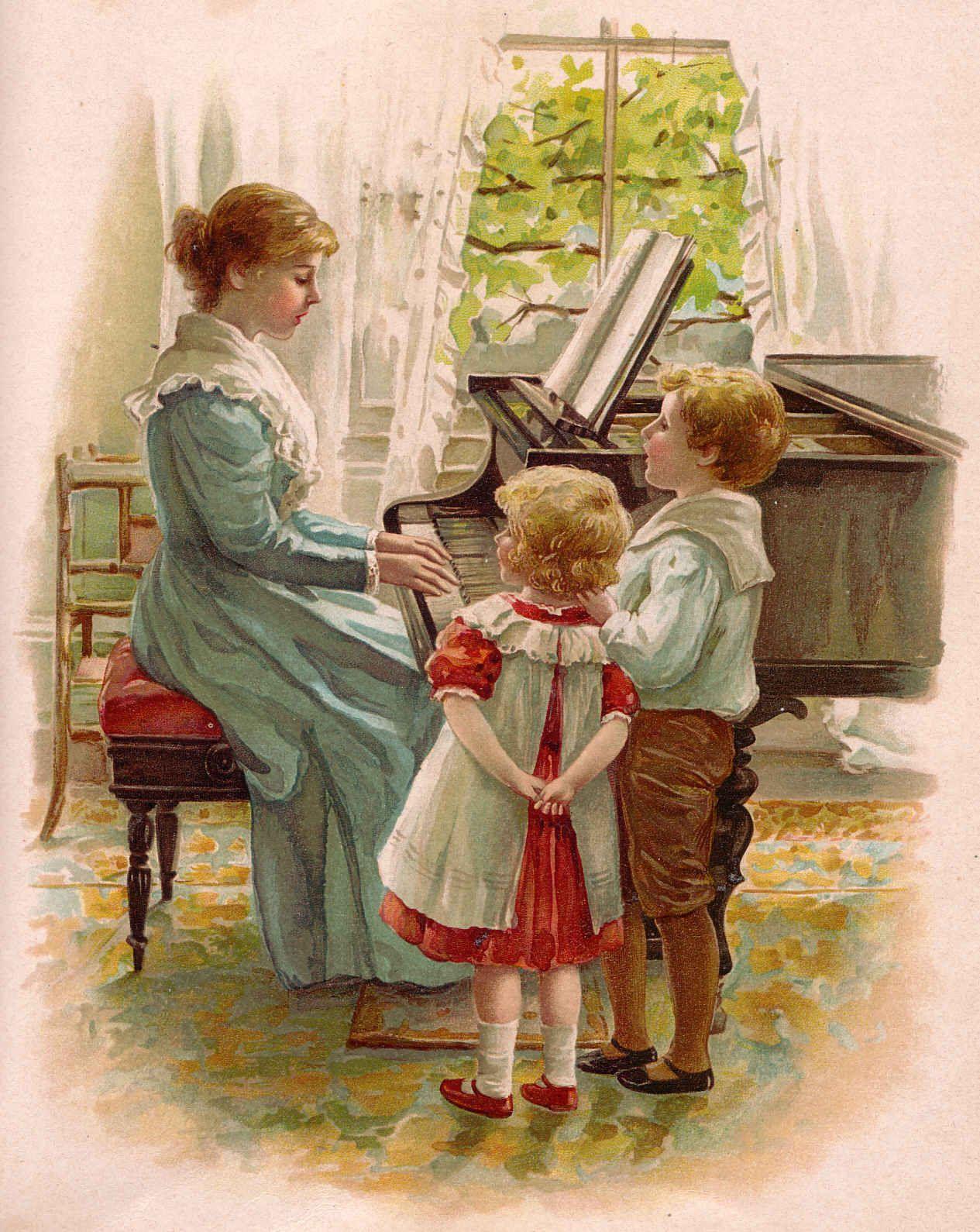 Винтажные открытки школа, днем рождерия полгодика