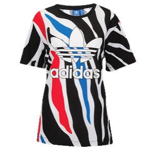 71be42cf4 adidas Originals Zebra AOP T-Shirt